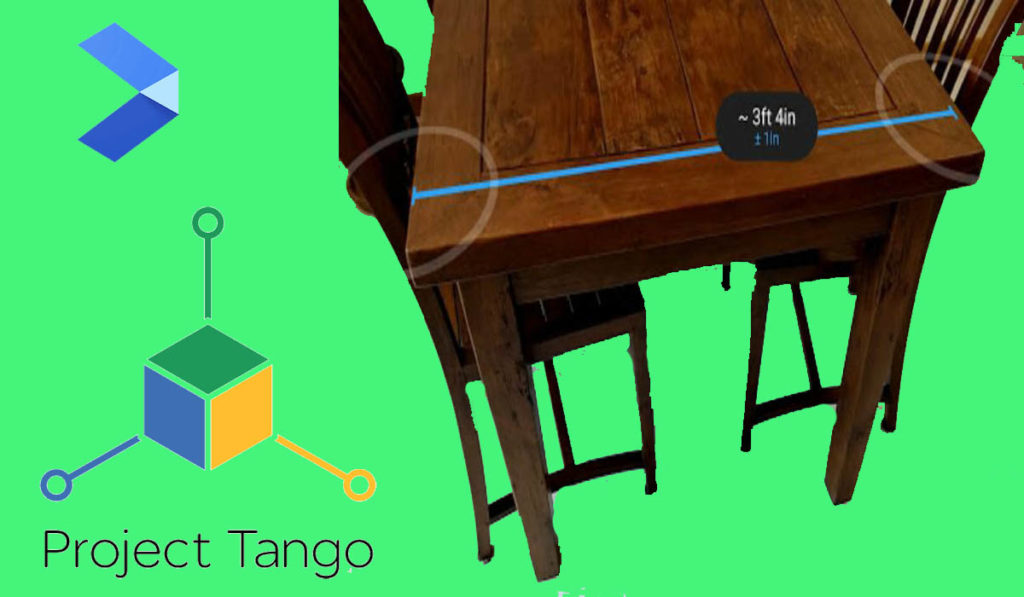 Google Measure App Project Tango for ARCore Devices Google remarkably supplanted Project Tango with ARCore in December and stopped help for Project Tango in March.