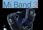 Xiaomi Mi Band 3 Phone