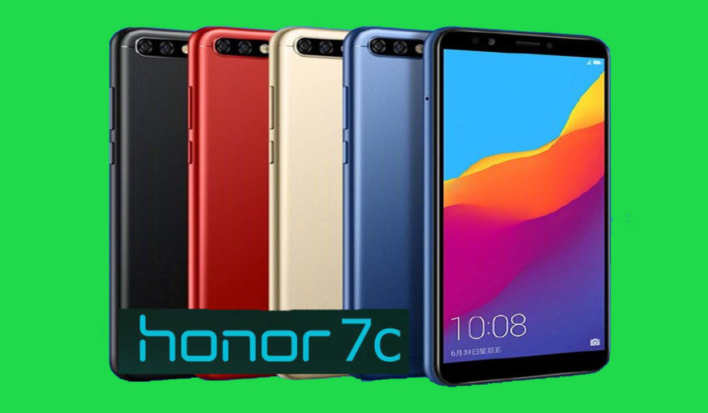Review of Honor 7C Specification