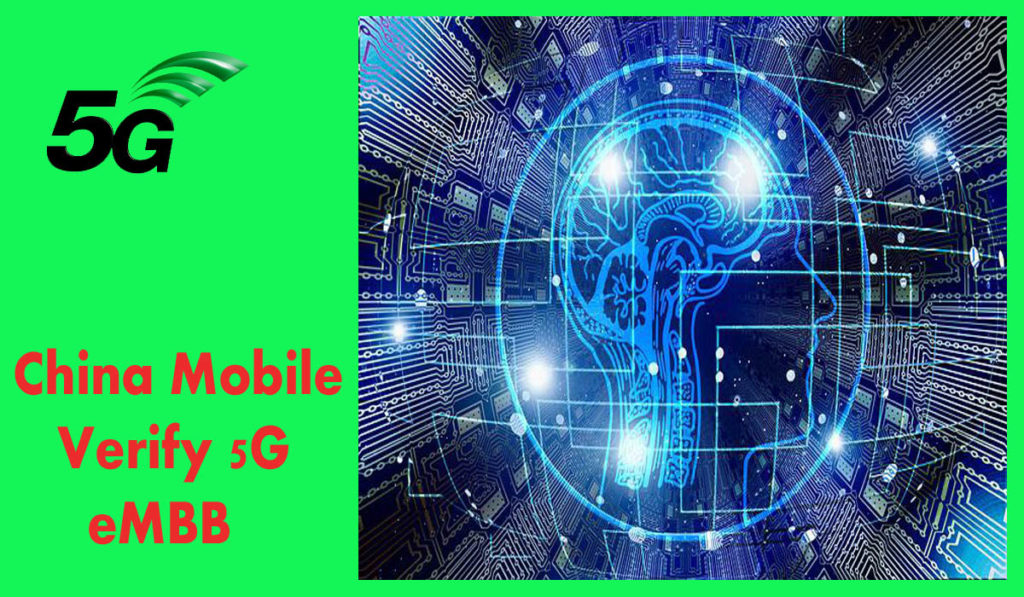 China Mobile Verify 5G eMBB Slice at AR Games