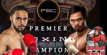 Manny Pacquaio vs Keith Thurman Live Boxing