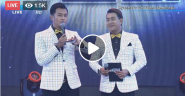 MRTV-4 Live On Myanmar's Got Talent - Semi-Final