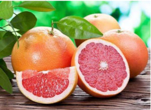 Grapefruit Rich Fruit Nutrition facts and health