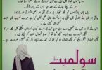 Soulmate Novel Complete by Areej Shah